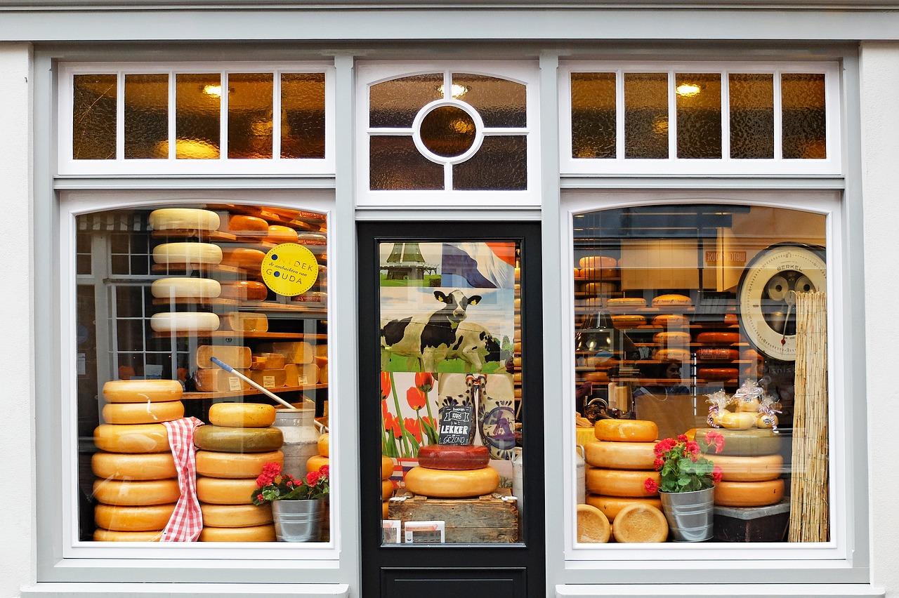 Les particularités des fromagers de Paris